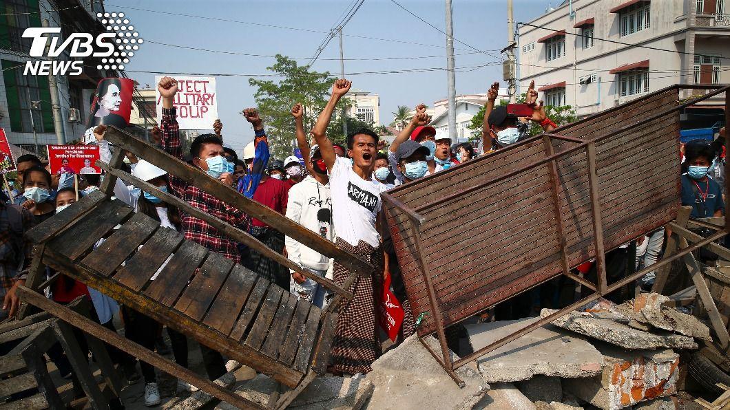街頭濺血如戰場 緬甸228血腥鎮壓釀18死
