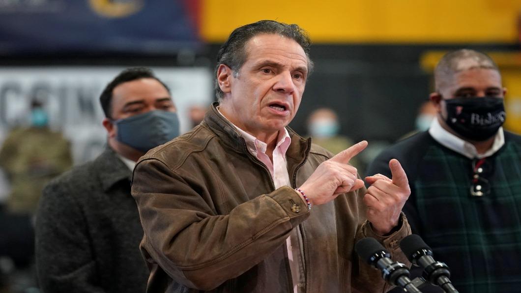 圖/達志影像路透 性騷擾連三爆!紐約州長古莫遭檢方調查