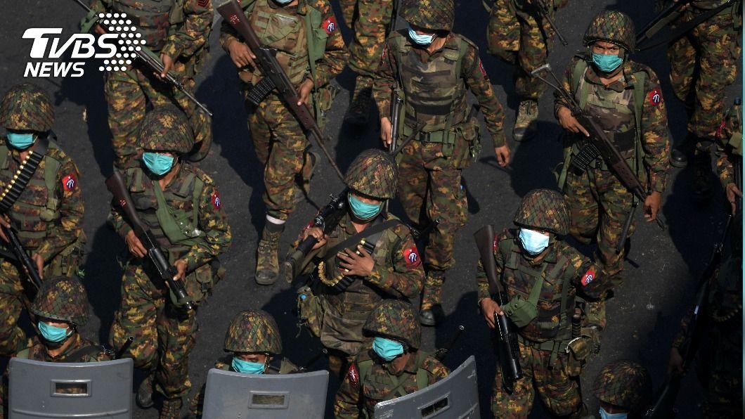 緬甸「血腥星期二」 軍方又動實彈20傷3命危
