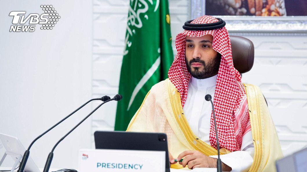 沙烏地阿拉伯王儲穆罕默德.沙爾曼。(圖/達志影像美聯社) 哈紹吉謀殺案 無國界記者組織狀告沙烏地王儲