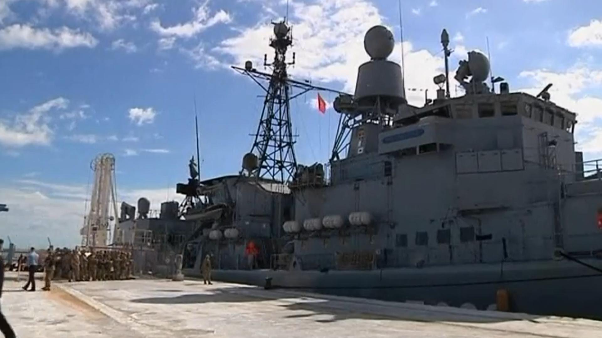德國護衞艦今夏將駛經南海 19年來首次