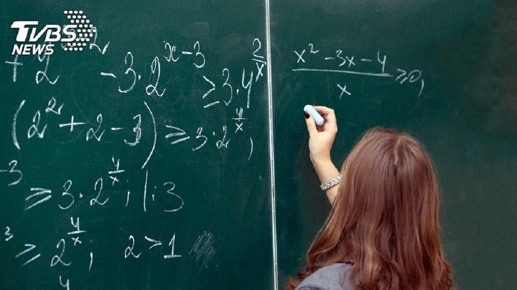 數學是許多人求學過程中最困擾的科目之一。(示意圖/shutterstock 達志影像) 7歲女數學作業題 英教授老爸崩潰求助:怎麼教?
