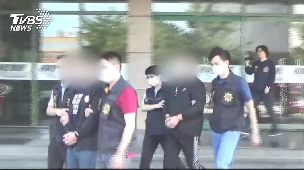 圖/TVBS 新力旺「百萬總裁」遭起訴 1.5億保13輛超跑