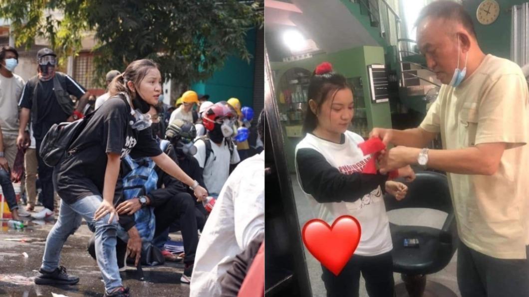 抗緬甸強權遭爆頭 19歲少女吐「遺願」眾人淚