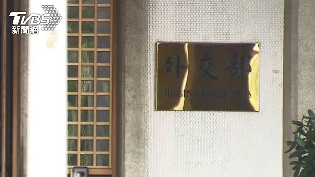 (圖/TVBS) 法參院友台小組挺台參與國際組織 外交部感謝