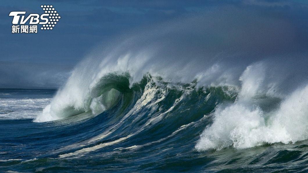 (示意圖/shutterstock 達志影像) 紐西蘭連3震規模7以上 最大浪潮已過解除海嘯警報