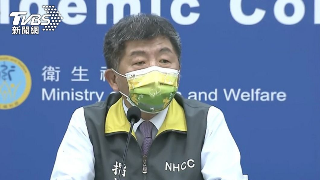 防疫指揮官陳時中。(圖/TVBS資料畫面) 台灣今日又見「+0」 累計確診數維持960例