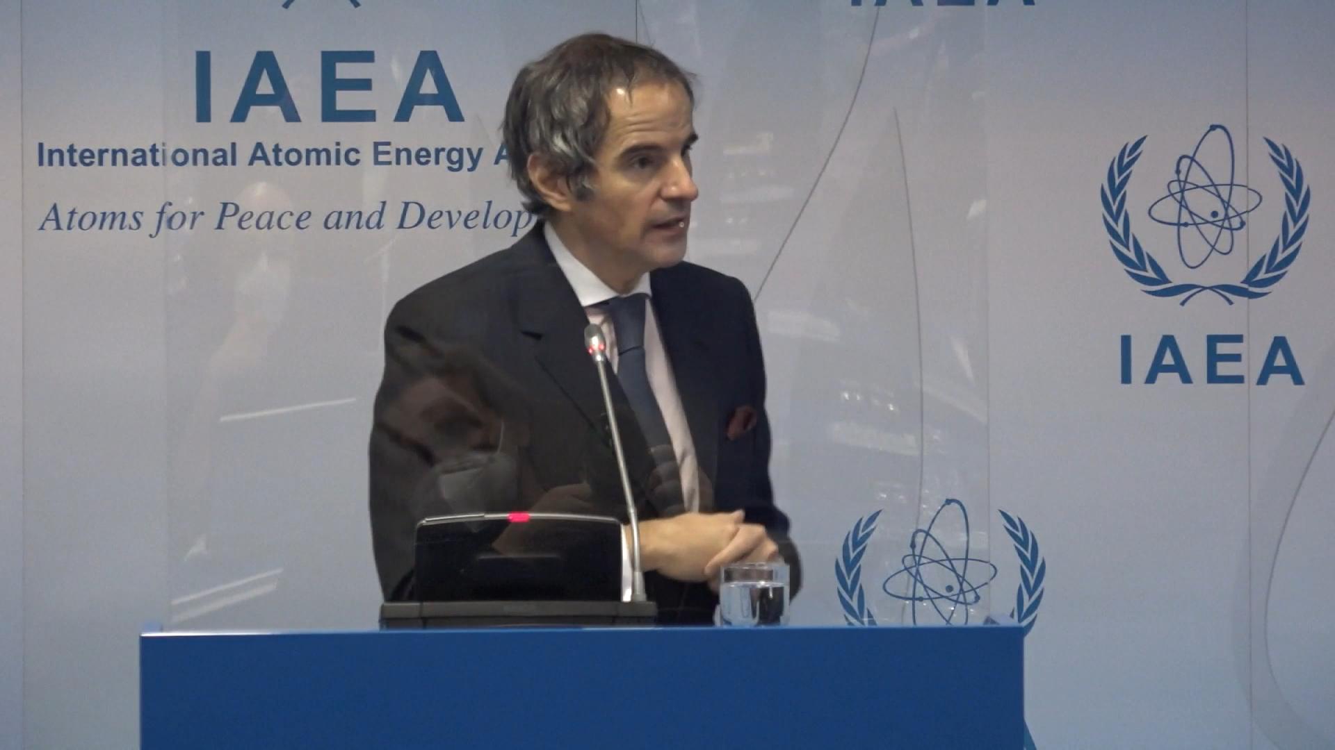 伊朗與IAEA達成協議 為恢復核談判鋪路