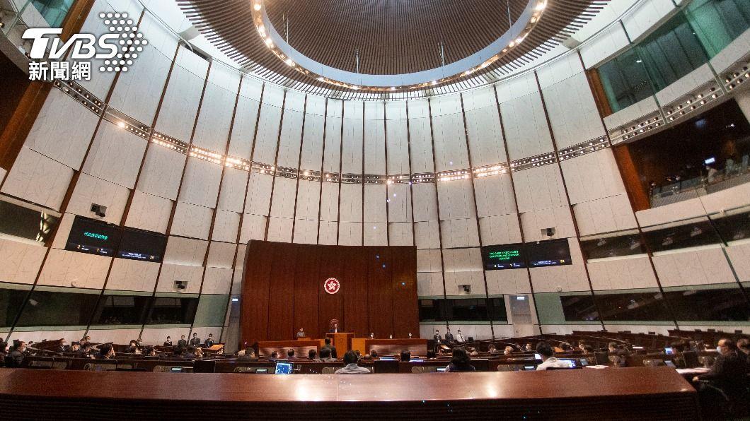 (示意圖/shutterstock 達志影像) 配合大陸改選制 香港立法會選舉延至12月舉行