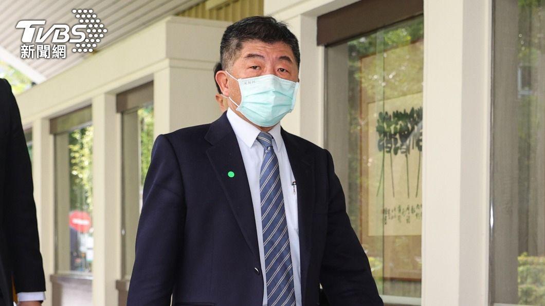 衛福部長陳時中。(圖/中央社) 陳時中投書印尼媒體 呼籲支持台灣參與WHO
