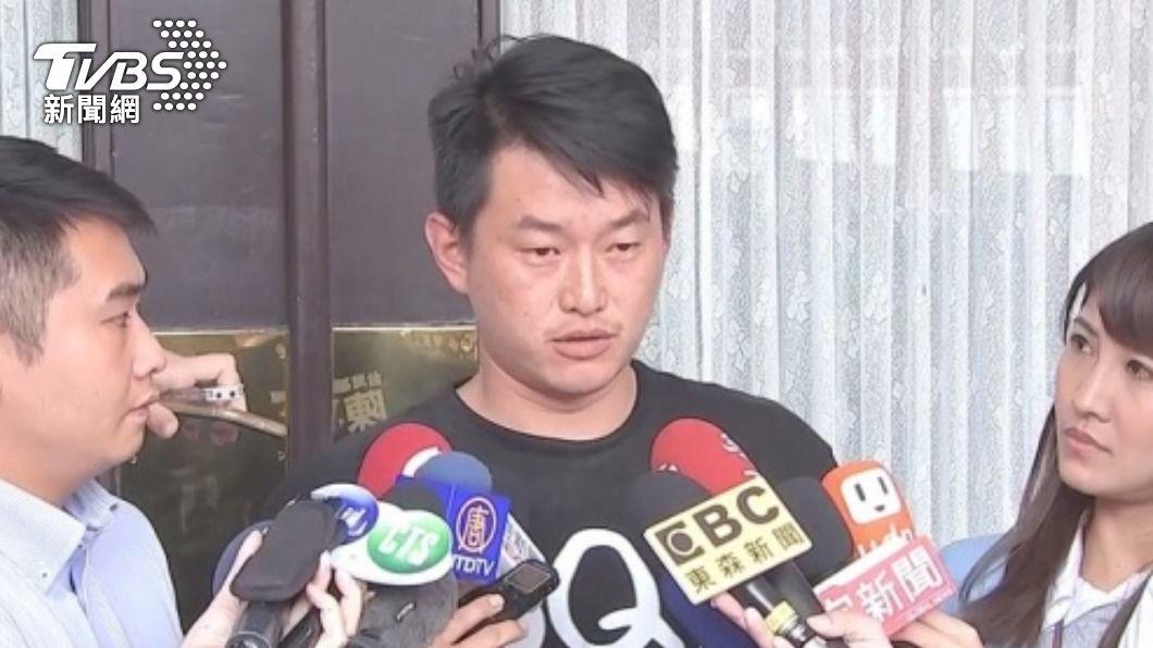 台灣基進黨立委陳柏惟面臨罷免危機。(圖/TVBS資料畫面) TVBS民調/刪Q一階過門檻 若成案24%同意罷免