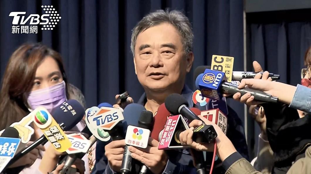 陳昇復出證實罹患口腔癌。(圖/TVBS) 證實罹口腔癌!陳昇「已交代後事」哽咽致歉35年妻
