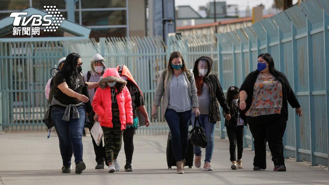 因美國冬季疫情較緩和,2月就業人口激增38萬人。(示意圖/達志影像路透社) 美疫情緩和就業數激增近38萬人 餐旅業最夯
