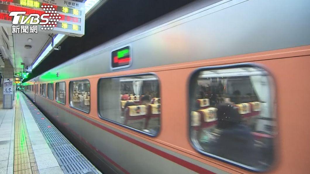 台鐵局宣布24日晚間的327次自強號知本到台東將停駛,由公路車輛接駁。(示意圖/TVBS) 台鐵南迴軌道切換 24日1列次自強號知本-台東停駛