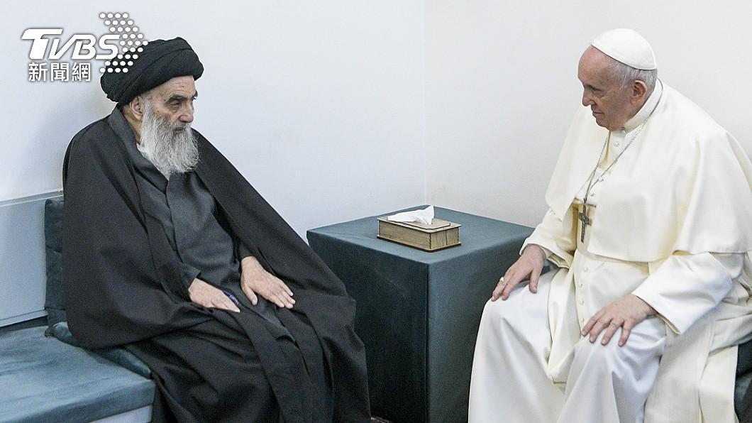 教宗訪伊拉克!會晤什葉派最高領袖造訪烏爾