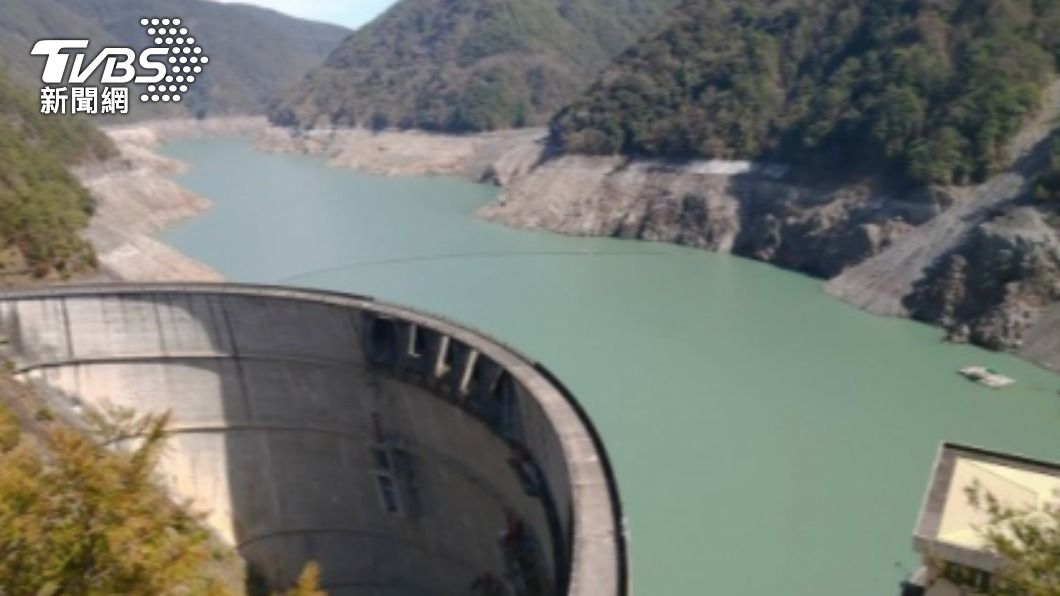 德基水庫水位創新低 「差13公尺」停止供水