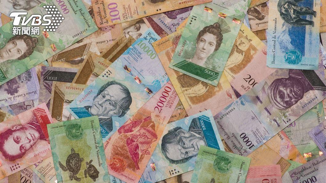 委內瑞拉發行面額百萬新鈔 連咖啡也買不起