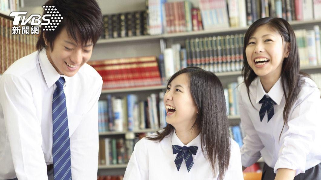 示意圖/shutterstock 達志影像 內衣顏色也規定! 看日本校園「黑色校規」