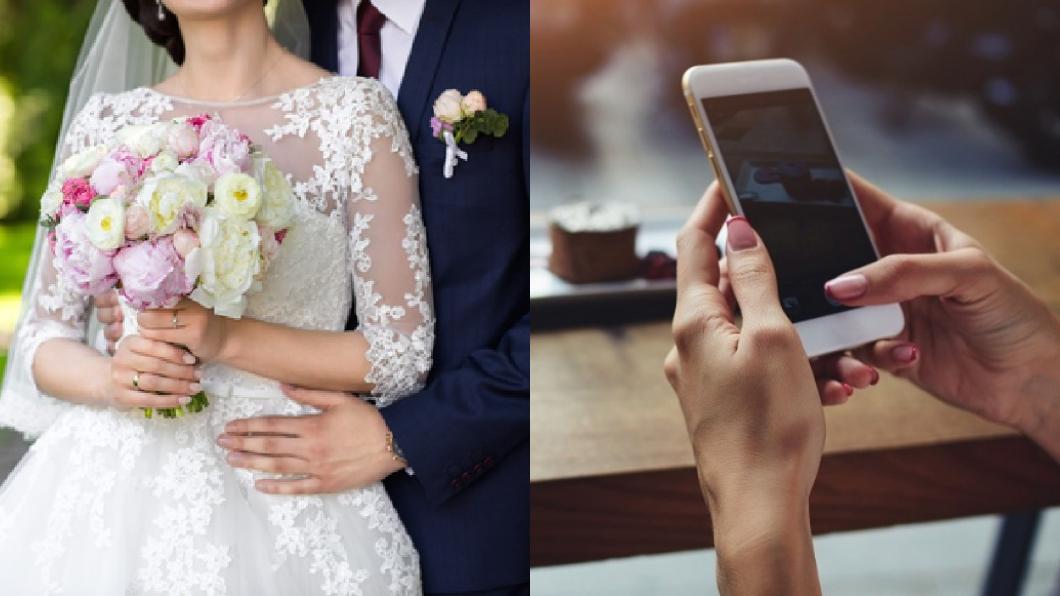 (示意圖/shutterstock達志影像) 傳訊通知結婚日期被嗆沒禮貌 男友姨唱衰:不被祝福的婚姻