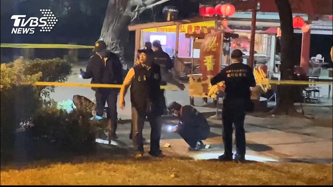 高雄大樹區昨晚發生槍擊案。(圖/TVBS資料畫面) 大樹槍擊案兇嫌落網 死者家屬聚集分局外促警嚴辦
