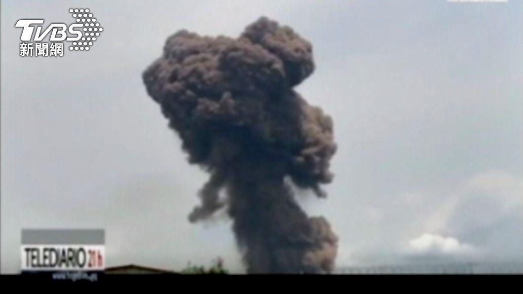 赤道幾內亞軍營「連5次大爆炸」 20死400傷