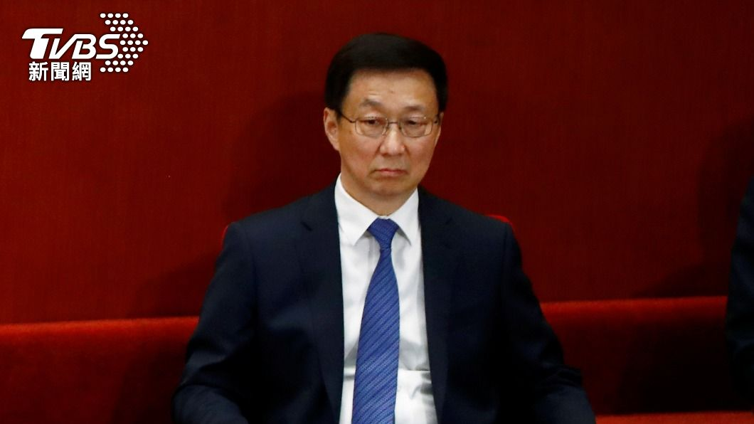 韓正:完善香港選舉制度是顛覆與反顛覆鬥爭│TVBS新聞網