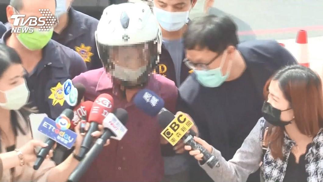 (圖/TVBS資料畫面) 高市大樹槍擊案釀2死 犯嫌移送橋檢依殺人罪聲押