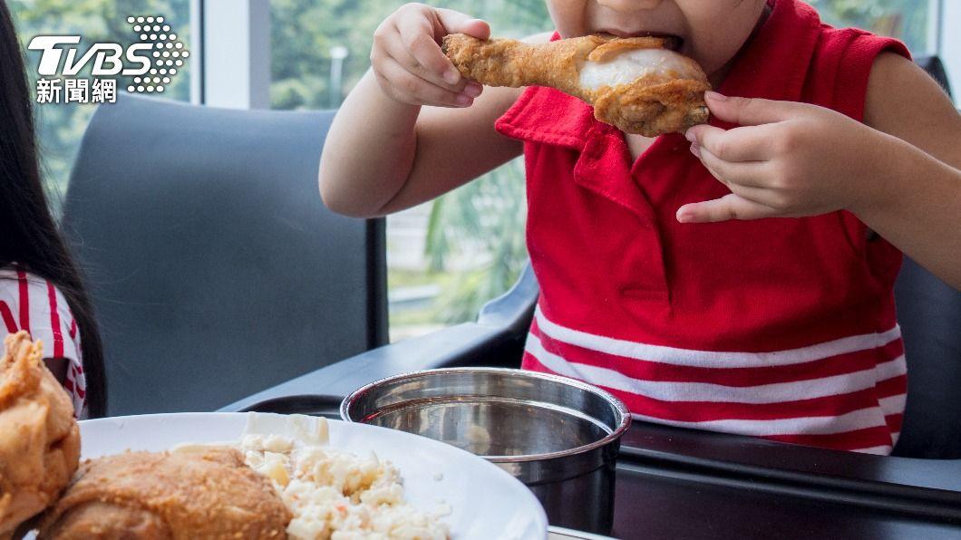 一名女童日前胃口突然變好,豈料竟是兒童糖尿病的徵兆。(示意圖/Shutterstock達志影像) 5歲妹「胃口大開」暴喘嚇壞媽 醫驚:血糖飆破5百