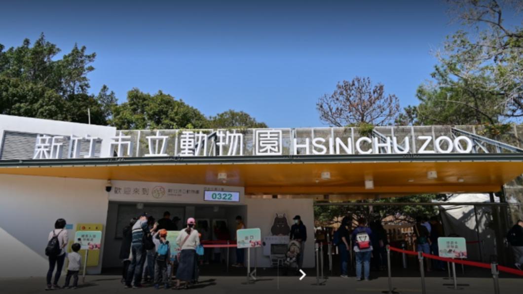 新竹市立動物園遭遊客嫌棄。(圖/翻攝自Google map) 嫌新竹動物園超小 遊客貼文抱怨反被批:沒做功課