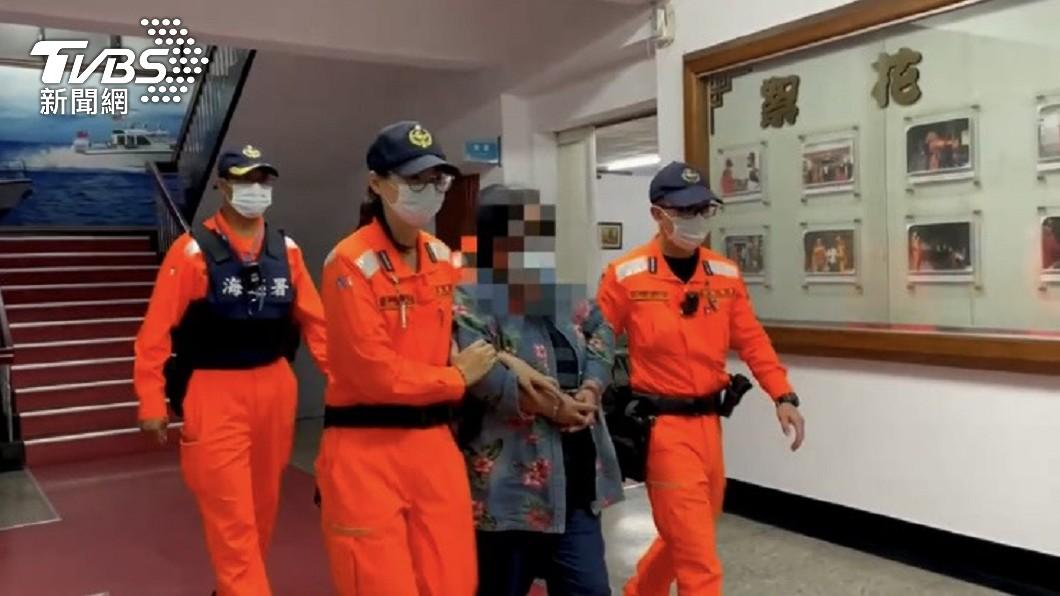 嬤逃16年小琉球玩 登船前遭捕:我被通緝?