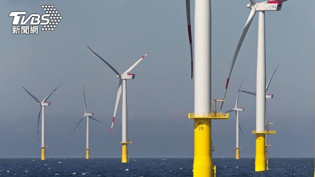 (示意圖/中央社) 再生能源發電占比逾核電 環團:核電已無競爭力