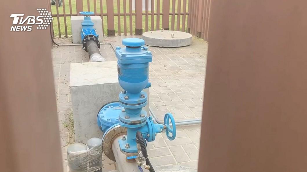 解旱出招!新竹「淨水設備」 回收水再利用