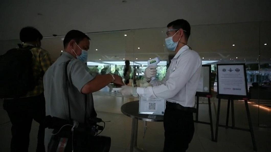 泰國4月放寬限制 打過疫苗只要隔離7天