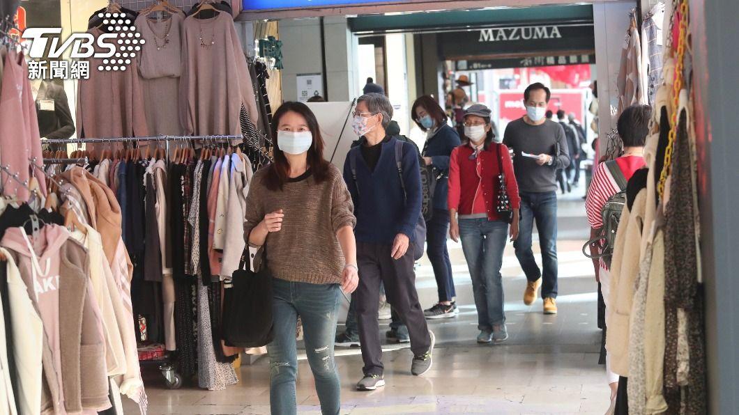 (圖/中央社) 農曆春節因素影響 2月消費者物價指數年增1.37%