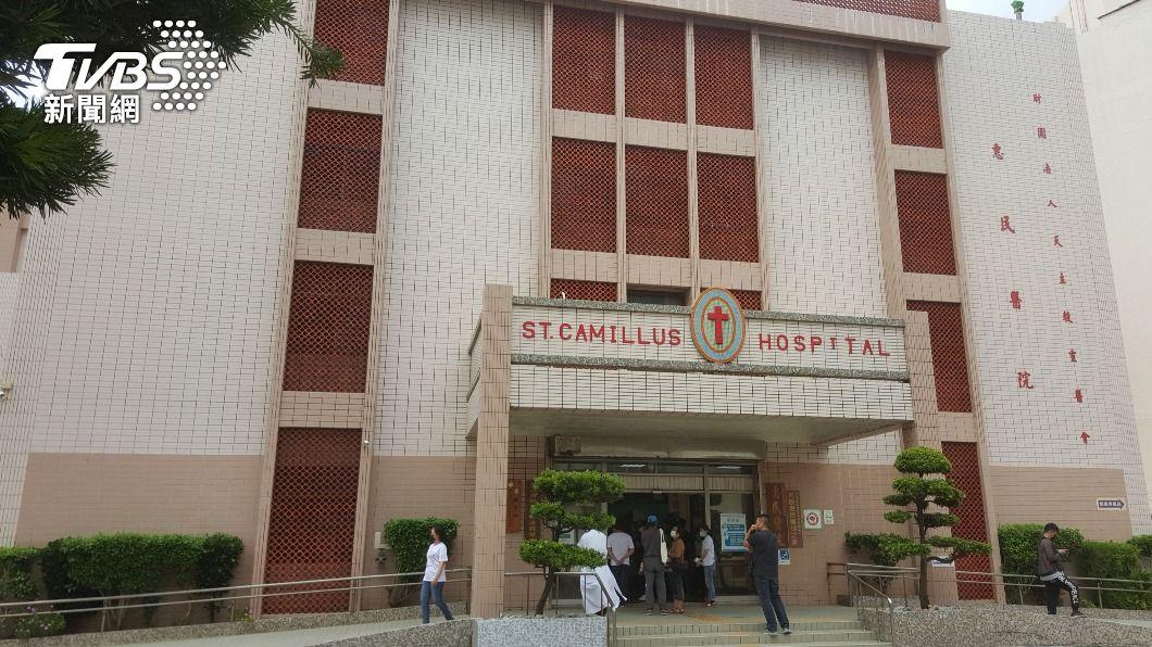澎湖惠民醫院。(圖/中央社) 澎湖惠民醫院重建在即 所需5億經費僅募到1億