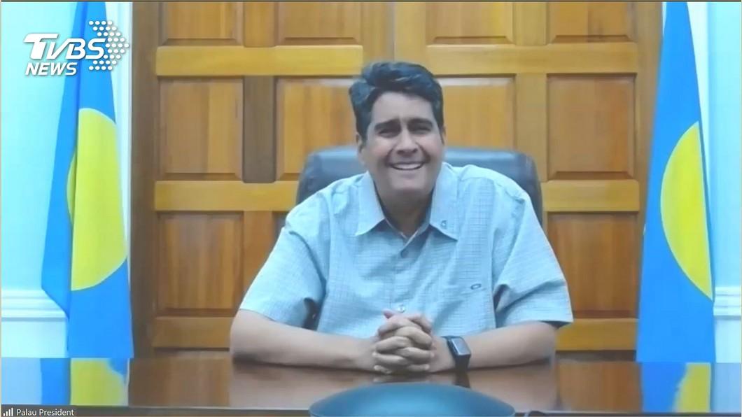 獨/談旅遊泡泡 帛琉總統認準備好了:想搭首航訪台