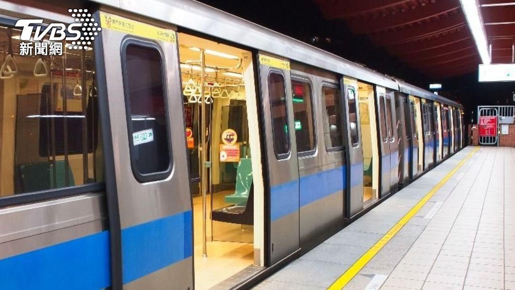 (圖/TVBS) 北捷一年抓到2800件 乘客3大違規行為曝光