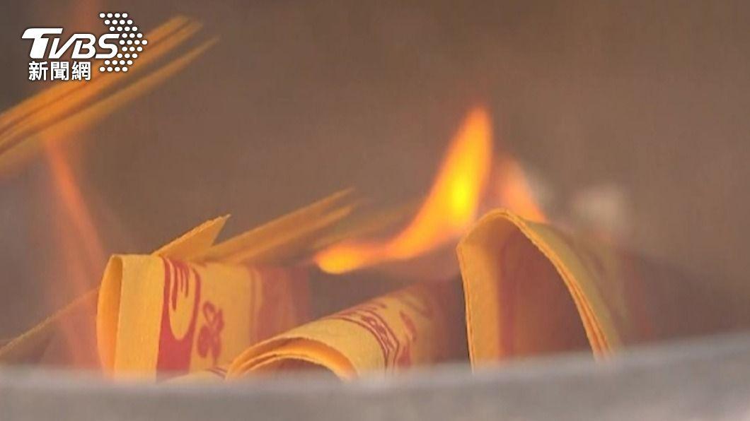 中壢原於今日晚間舉行的送肉粽儀式宣布延期。(示意圖/TVBS) 桃園驚傳「送肉粽」內幕曝 引恐慌警通知:延期