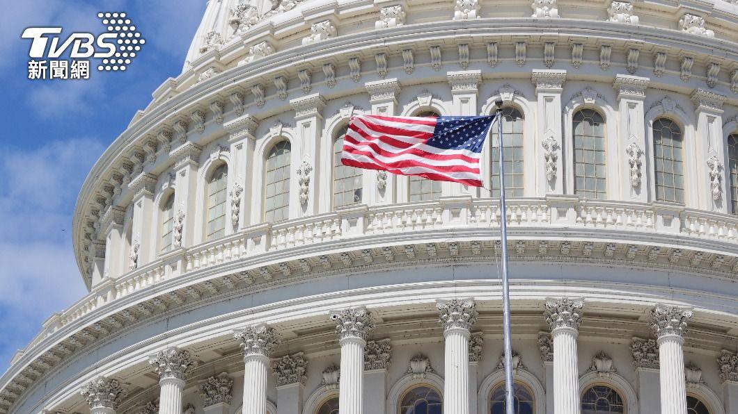 美國國會大廈。(示意圖/shutterstock 達志影像) 美兩黨提案就智財及人權施壓大陸 鞏固美台關係