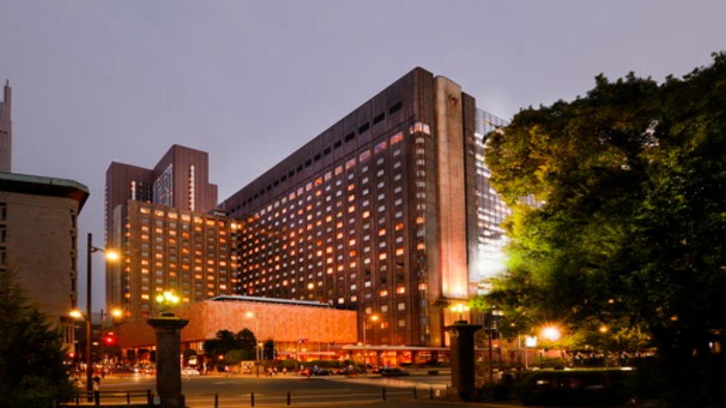 圖/翻攝自帝国ホテル 東京官方網站 疫情下拚住房率 日本帝國飯店推包月9.6萬