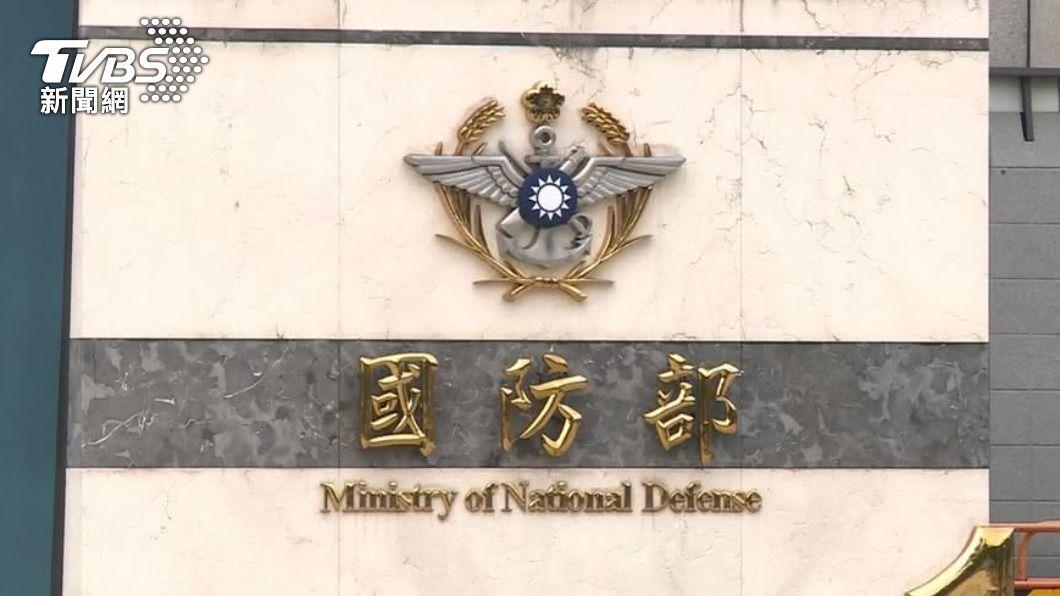 (圖/TVBS) 傳美陸戰隊派員來台 國防部:勿過度揣測