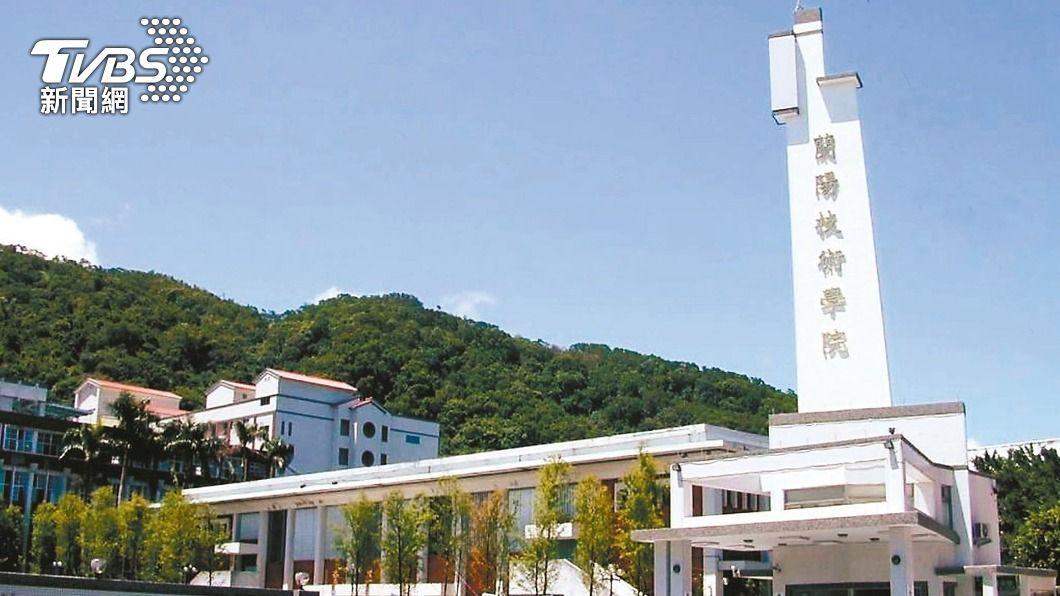 蘭陽技術學院。(圖/中央社) 少子女化衝擊 蘭陽技術學院「僅剩一系」也停招