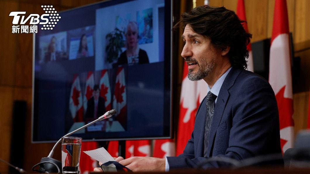 加拿大總理杜魯道讚揚女性出任副參謀長。(圖/達志影像路透社) 性醜聞撼動加拿大軍方人事 女性首度任副參謀長