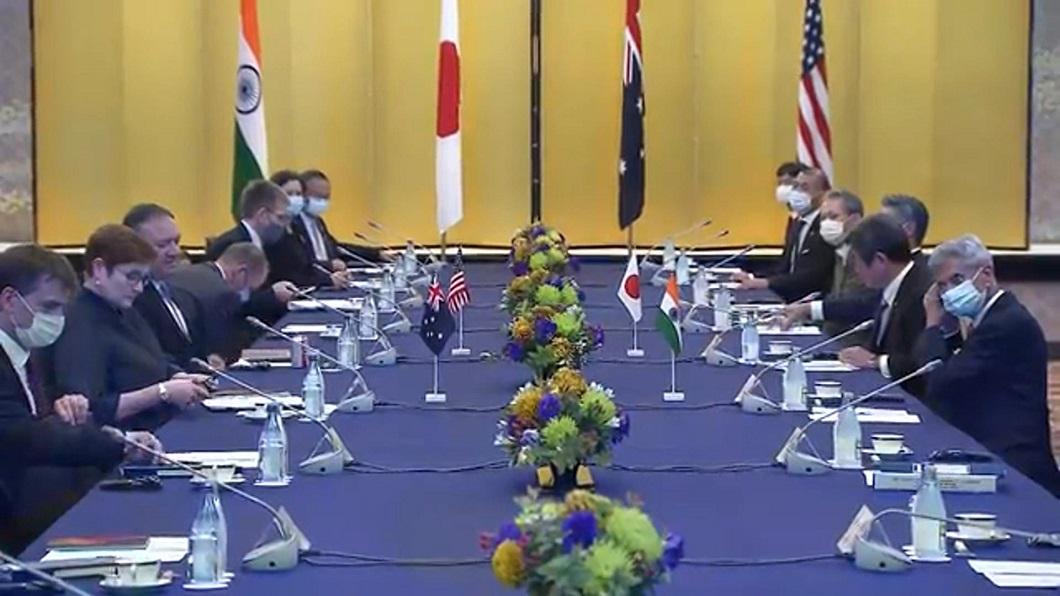 四方安全對話周五登場 四國領袖首度合體