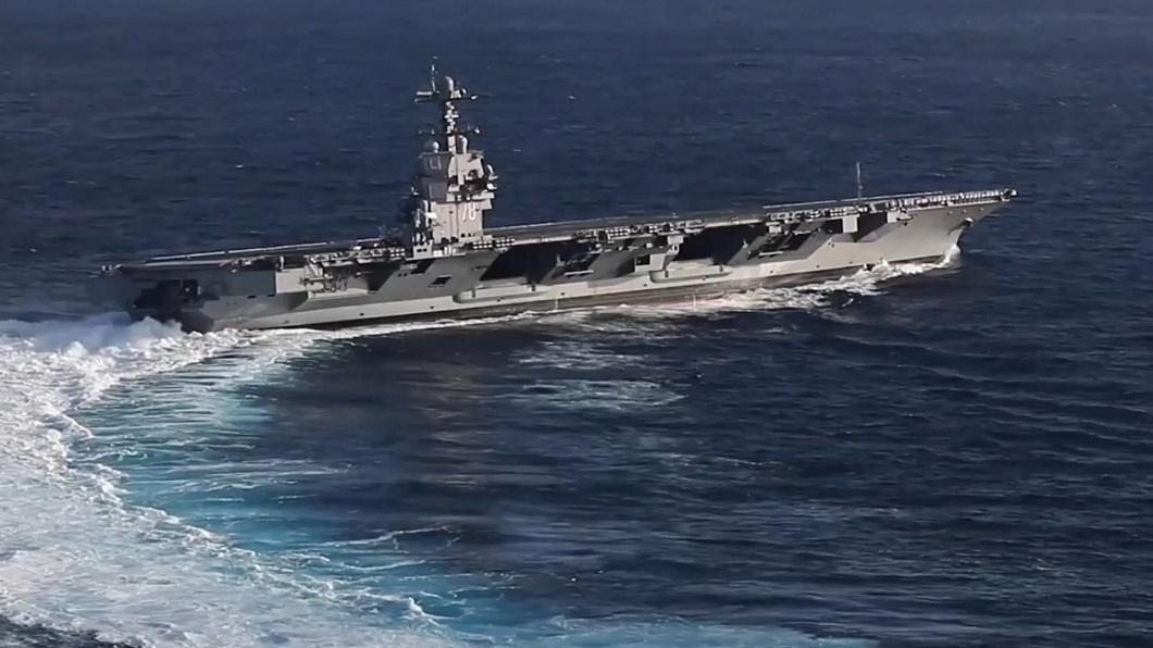 美新航母問題多成本高 拜登海上軍力難題