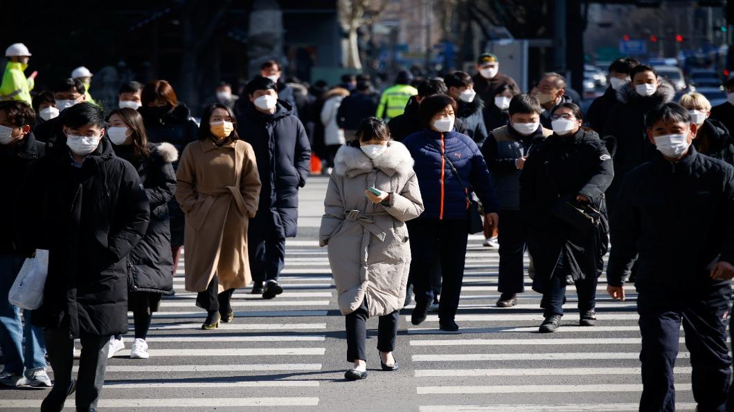 圖/達志影像路透 南韓療養院打完疫苗解封!時隔1年開放探視