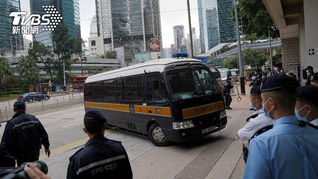 (圖/達志影像路透社) 港47名泛民涉違國安法案 高院11日起分批覆核保釋