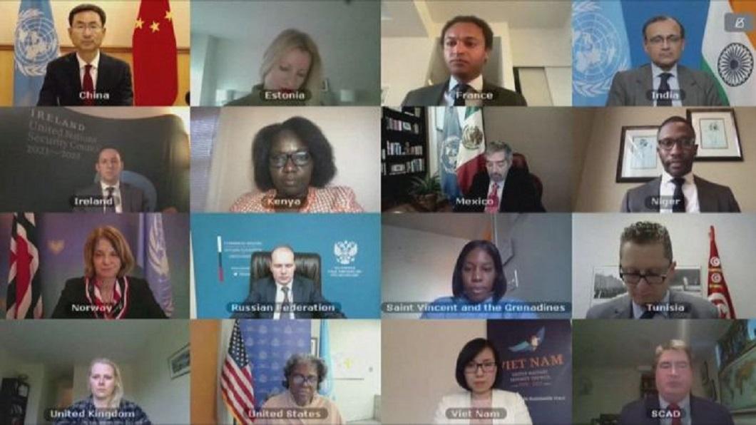 緬甸軍政府鎮壓 聯合國安理會發聲明譴責