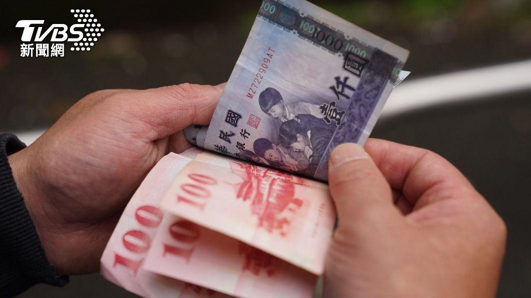 (圖/中央社) 新台幣大升1.52角 收27.959元再現27字頭