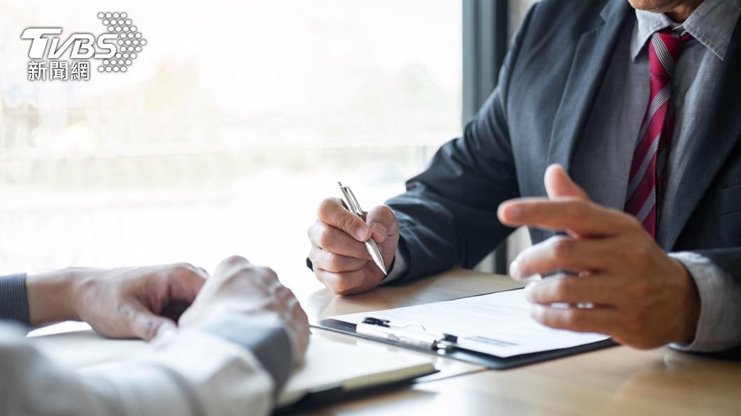 求職面試過程中,每個人都希望能被錄取。(示意圖/shutterstock 達志影像) 面試「期望薪資」怎麼開? 過來人教喊價訣竅